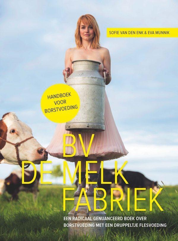 Heibel over borstvoedingsboek 'De Melkfabriek'
