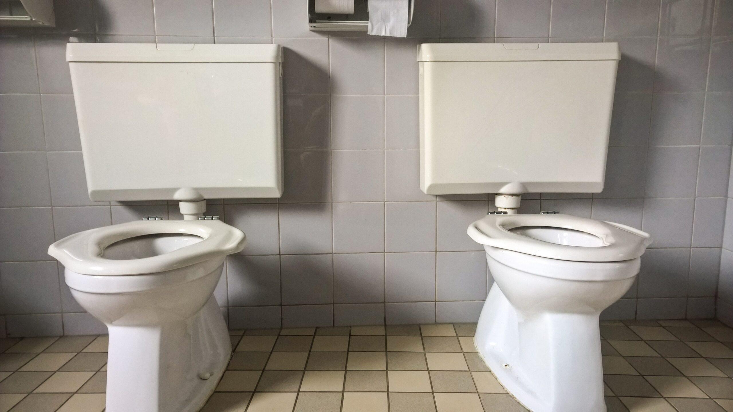 De wc-kaart, of het nut van inconsequent zijn