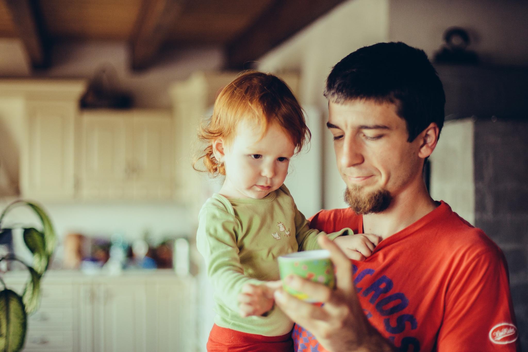 Bewust ouderschap is een revolutionaire daad