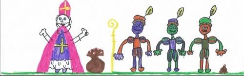 Wat ik mijn kind vertelde over Sinterklaas